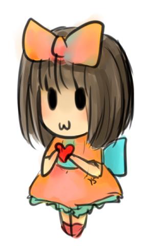 I heart you~ ^^